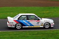 1992 British Touring Car Championship #17 Ian Flux (GBR). Roy Kennedy Racing. BMW M3.