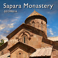 Pictures & Images of Sapara Monastery Georgian Orthodox St Saba Church, Georgia (country) -