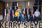 Law and Order<br /> ------------------<br /> Judges and solicitors pictured at the Kerry Law Society annual dinner at the Ballyroe Hts hotel last Saturday night, all were found guilty of enjoying themselves.