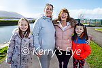 Enjoying a stroll in Blennerville on Sunday, l to r:  Kerry Rose and Lorraine Duffy, Patsy O'Connor and Lily Duffy.