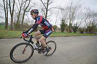 Taylor Phinney (USA) <br /> <br /> Omloop Het Nieuwsblad 2014