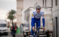 Tim Declercq (BEL/Deceuninck - QuickStep)<br /> <br /> Team Deceuninck-QuickStep january 2020 training camp in Calpe, Spain<br />  <br /> ©kramon