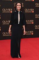 Anita Rani<br /> arriving for the Olivier Awards 2019 at the Royal Albert Hall, London<br /> <br /> ©Ash Knotek  D3492  07/04/2019