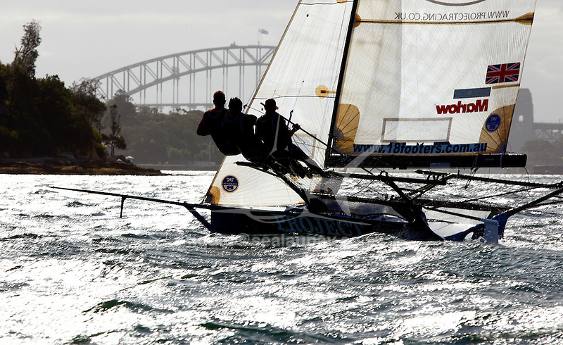 In 1937. Mr. James J. Giltinan, Secretary of the Australian 18 Footers League, planned a world's championship for 18 foot open boats and the League presented a trophy (popularly known as the JJ Giltinan Trophy) to celebrate the event. .Since the first regatta on Sydney Harbour in 1938, the championship has always been regarded as the world's premier 18 Footer championship and many of its competitors have become world, Olympic and national champions in a variety of yachting classes. .The Giltinan Championship regatta is held annually on Sydney Harbour and provides spectators (both on the water and along the harbour foreshores) with the world's most spectacular racing.