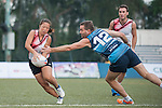 KPMG vs JLL during the Cup final part of Swire Touch Tournament on 03 September 2016 in King's Park Sports Ground, Hong Kong, China. Photo by Marcio Machado / Power Sport Images