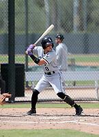 Harold Diaz - 2019 AIL White Sox (Bill Mitchell)