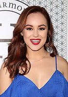 "28 May 2019 - Los Angeles, California - Hayley Orrantia. Hayley Orrantia Celebrates New EP ""The Way Out"" held at The Harmonist.   <br /> CAP/ADM/FS<br /> ©FS/ADM/Capital Pictures"