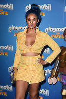 "Talulah Eve Brown<br /> arriving for the ""Playmobil:The Movie"" premiere at the Vue Leicester Square, London<br /> <br /> ©Ash Knotek  D3515  04/08/2019"