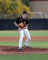 Ethan Elliott - San Diego Padres 2020 spring training (Bill Mitchell)