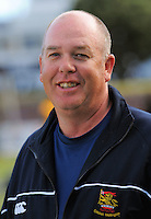 Assistant coach Greg Butler. Wellington Blaze headshots at Allied Nationwide Basin Reserve, Wellington on Thursday, 9 December 2010. Photo: Dave Lintott / lintottphoto.co.nz