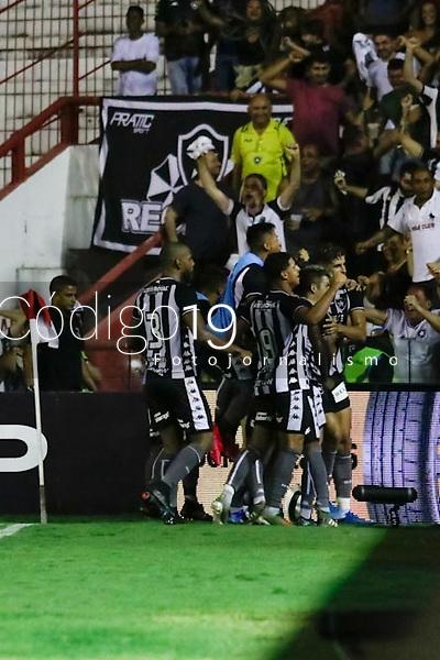 Recife - PE, 19/02/2020 - Nautico-Botafogo - Partida entre Nautico e Botafogo valida pela 2° Fase da Copa do Brasil, nesta quarta-feira (19) no estadio dos Aflitos, Recife(PE).. (Foto: Rafael Vieira/Codigo 19/Codigo 19)