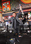 George Lopez at The Hard Rock Cafe Hollywood's grand opening party in Hollywood, California on October 21,2010                                                                               © 2010 Hollywood Press Agency