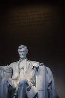 Always bear in mind that your own resolution to succeed, is more important than any other one thing.<br />