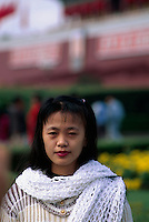 China, Peking, vor dem Tian An Men (Tor)