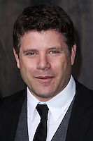 """HOLLYWOOD, CA - DECEMBER 02: Sean Astin arriving at the Los Angeles Premiere Of Warner Bros' """"The Hobbit: The Desolation Of Smaug"""" held at Dolby Theatre on December 2, 2013 in Hollywood, California. (Photo by Xavier Collin/Celebrity Monitor)"""