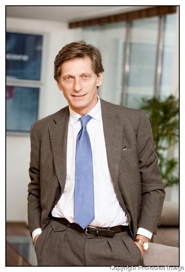 Nicolas de Tavernost<br /> Président du groupe M6