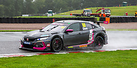 23rd August 2020; Oulton Park Circuit, Little Budworth, Cheshire, England; Kwik Fit British Touring Car Championship, Oulton Park, Race Day;  Josh Cook BTC Racing driving a Honda Civic Type R  race one winner