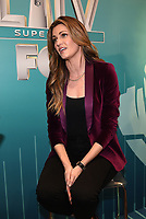 MIAMI BEACH, FL - JANUARY 28: Erin Andrews attends the Fox Sports Media Day during Super Bowl LIV week on January 28, 2020 in Miami Beach, Florida. (Photo by Frank Micelotta/Fox Sports/PictureGroup)