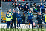 Declan Quill, Kerry Manager during the Lidl Ladies National Football League Division 2 Round 4 match between Kerry and Tyrone at Fitzgerald Stadium on Sunday.
