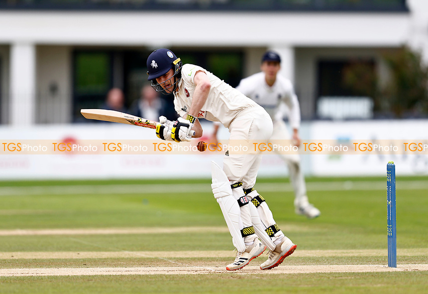 Marcus O'Riordan bats for Kent during Kent CCC vs Sussex CCC, LV Insurance County Championship Group 3 Cricket at The Spitfire Ground on 14th July 2021