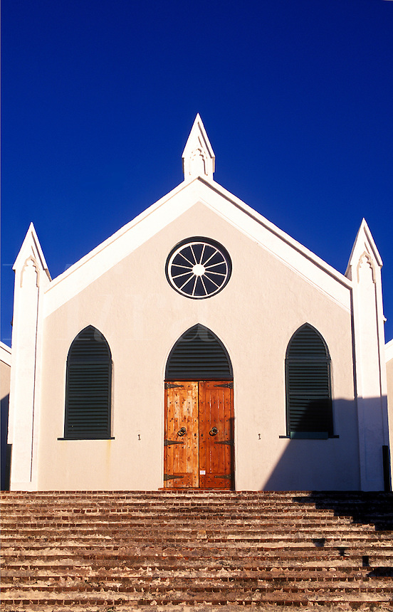 St Peter's Church of St George, Bermuda