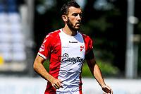 EMMEN - Voetbal, FC Emmen - Heracles Almelo , voorbereiding seizoen 2021-2022, 25-07-2021,  FC Emmen speler Lucas Bernadou