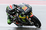 Bradley Smith (38) in action during the first practice session of the Red Bull Grand Prix of the Americas race at the Circuit of the Americas racetrack in Austin,Texas.