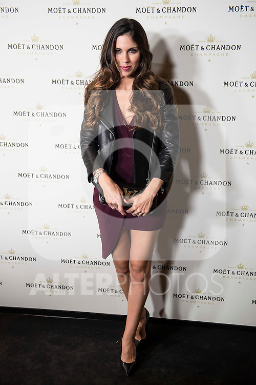 """Melissa Jimenez attends to the photocall of the party """"OpenTheNow of Moët & Chandon in Madrid, December 02, 2015<br /> (ALTERPHOTOS/BorjaB.Hojas)"""