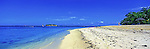 Treasure Island, Fiji Islands<br /> <br /> Image taken on large format panoramic 6cm x 17cm transparency. Available for licencing and printing. email us at contact@widescenes.com for pricing.