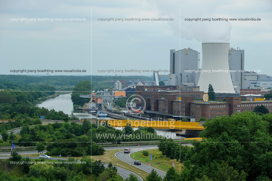 GERMANY, Hannover, Continental car tyre factory / DEUTSCHLAND, Continental Reifenwerk