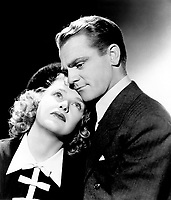 James Cagney<br /> and Priscilla Lane <br /> in the ROARING TWENTIES
