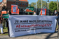 2020/05/06 Politik | Berlin | Kampagne #EntnazifizierungJetzt