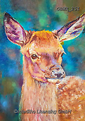 Simon, REALISTIC ANIMALS, REALISTISCHE TIERE, ANIMALES REALISTICOS, innovative, paintings+++++A_SueG_WoodlandPrincess,GBWR251,#a#, EVERYDAY