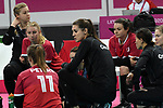 Nicole Ban, Lima 2019 - Sitting Volleyball // Volleyball assis.<br /> Canada competes in women's Sitting Volleyball // Canada participe au volleyball assis féminin. 26/08/2019.