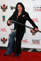 LOS ANGELES, CA, USA - OCTOBER 26: Nancy Sayle arrives at An Evening Of Art With Billy Morrison And Joey Feldman Benefiting The Rock Against MS Foundation held at Village Studios on October 26, 2014 in Los Angeles, California. (Photo by David Acosta/Celebrity Monitor)