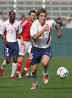 Bobby Convey, Denmark vs. USA, 2004.