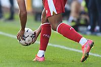 EFL Summer ball during Stevenage vs Exeter City, Sky Bet EFL League 2 Football at the Lamex Stadium on 9th October 2021