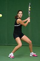 05-12-10, Tennis, Almere, Reaal WJC Masters, Carlijn Hoedt