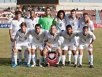US Under-17 Men's National Team Starting Line-up. Italy defeated the US Under-17 Men's National Team 2-1 in Kaduna, Nigera on November 4th, 2009.