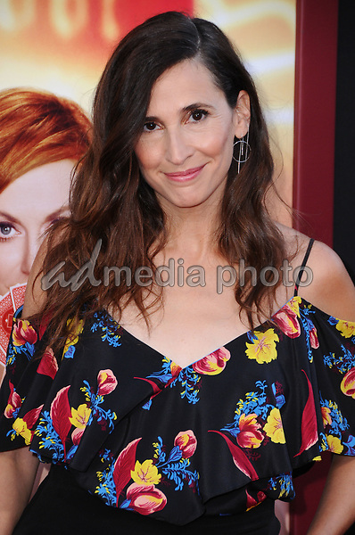 """26 June 2017 - Hollywood, California - Michaela Watkins. """"The House"""" Los Angeles Premiere held at the TCL Chinese Theatre in Hollywood. Photo Credit: Birdie Thompson/AdMedia"""