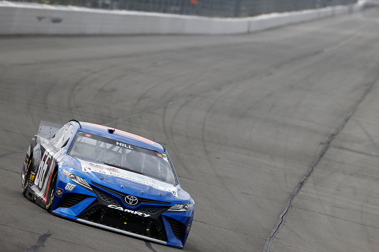 #66: Timmy Hill, Motorsports Business Management, Toyota Camry M&M Mechanical