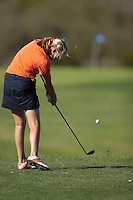 COMFORT, TX - MARCH 20-21, 2006: The University of Texas at San Antonio Rowdy Round-Up Women's Golf Tournament at The Bandit Golf Club. (Photo by Jeff Huehn)