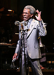 "Andre De Shields during the Broadway Press Performance Preview of ""Hadestown""  at the Walter Kerr Theatre on March 18, 2019 in New York City."