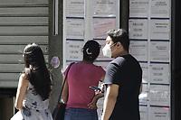 Campinas (SP), 25/03/2021 - Emprego - Agencia de emprego fechada no centro da cidade de Campinas, no interior de Sao Paulo. (Foto: Denny Cesare/Codigo 19/Codigo 19)