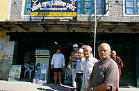 GAESO (Gurkha Army Ex-Serviceman Organization) office in Pokhara of Ex-Servicemen's who fight in the World War I and II, Falkland, Iraq I, Afghanistan, Iraq II and many more, for the British Gorkha army, are with out pension..Racial discrimination and human rights violations by the United Kingdom against British Gurkha army and their families. We call upon International support to end the British discrimination against Gurkha soldiers of Nepal..-The full text reportage is available on request in Word format