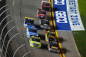 2017 Camping World Truck - NextEra Energy Resources 250<br /> Daytona International Speedway, Daytona Beach, FL USA<br /> Friday 24 February 2017<br /> Myatt Snider and Grant Enfinger<br /> World Copyright: Russell LaBounty/LAT Images<br /> ref: Digital Image 17DAY2rl_05660