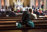 """Oekumenischer Gottesdienst unter dem Motto """"Wir miteinander"""" zum 30. Tag der Deutschen Einheit in der St. Peter und Paul-Kirche in Potsdam am Samstag den 3. Oktober 2020.<br /> 3.10.2020, Berlin<br /> Copyright: Christian-Ditsch.de"""