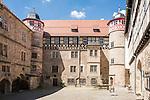 Germany, Thuringia, Schleusingen: Bertholdsburg Castle | Deutschland, Thueringen, Schleusingen: Schloss Bertholdsburg
