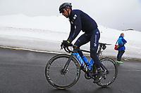 24th May 2021, Giau Pass, Italy; Giro d'Italia, Tour of Italy, route stage 16, Sacile to Cortina d'Ampezzo ; 174 OLIVEIRA Nelson POR