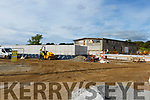 Killarney Brewery construction site in Fossa on Tuesday
